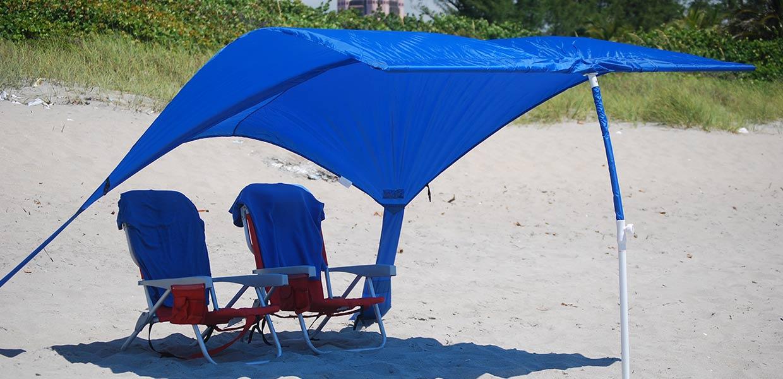 blue Sun Sail Cabana®
