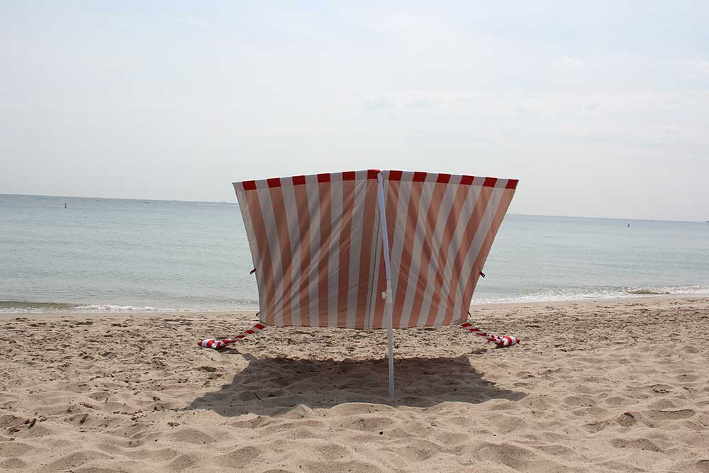 Finally, a beach umbrella that doesn't suck.